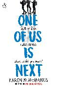 Cover-Bild zu One Of Us Is Next von McManus, Karen