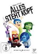 Cover-Bild zu Alles steht Kopf - Inside out von Docter, Pete (Reg.)