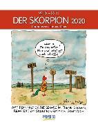 Cover-Bild zu Skorpion 2020 von Mayr, Johann (Illustr.)