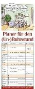Cover-Bild zu Planer für den (Un-)Ruhestand 2020 von Mayr, Johann (Illustr.)