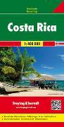 Cover-Bild zu Costa Rica, Autokarte 1:400.000. 1:400'000