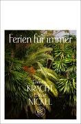 Cover-Bild zu Kracht, Christian: Ferien für immer