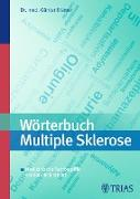 Cover-Bild zu Wörterbuch Multiple Sklerose (eBook) von Krämer, Günter