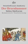 Cover-Bild zu Der Hexenhammer von Kramer, Heinrich