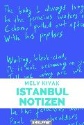 Cover-Bild zu Kiyak, Mely: Istanbul Notizen (eBook)