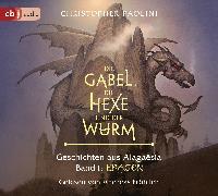 Cover-Bild zu Die Gabel, die Hexe und der Wurm. Geschichten aus Alagaësia. Band 1: Eragon