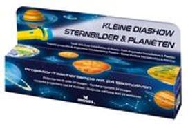 Cover-Bild zu Kleine Diashow Sternbilder und Planeten