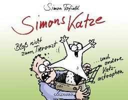 Cover-Bild zu Simons Katze - Bloß nicht zum Tierarzt