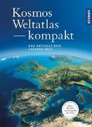 Cover-Bild zu Kosmos Weltatlas kompakt