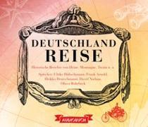 Cover-Bild zu Deutschlandreise