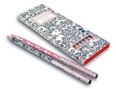 Cover-Bild zu Insel-Bücherei Bleistift-Set I. 6 Bleistifte mit Zitaten