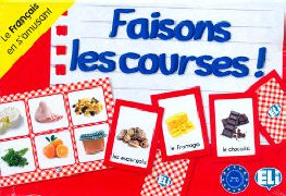 Cover-Bild zu Faisons les Courses!