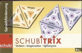 Cover-Bild zu Schubitrix Verben: Gegensätze, Synonyme