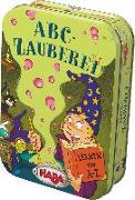 Cover-Bild zu ABC-Zauberei