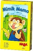 Cover-Bild zu Mimik Memo - Lernspiele zur Mund- und Lippenmotorik