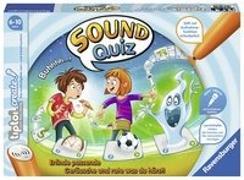 Cover-Bild zu tiptoi® CREATE Sound-Quiz