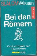 Cover-Bild zu Bei den Römern