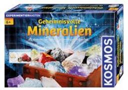 Cover-Bild zu Geheimnisvolle Mineralien