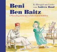 Cover-Bild zu Beni Ben Baitz, Hörgeschichte-CD