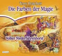 Cover-Bild zu Die Farben der Magie