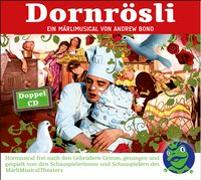 Cover-Bild zu Dornrösli Hörspiel, Doppel-CD