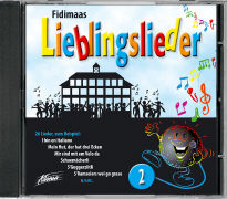 Cover-Bild zu Fidimaas Lieblingslieder Vol. 02