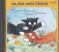 Cover-Bild zu Ja, öisi zwäi Chätzli. CD