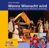 Cover-Bild zu Wenns Wienacht wird - Audio-CD