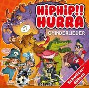 Cover-Bild zu Hiphip!! Hurra - Chinderlieder