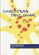 Cover-Bild zu Suneschtraal tanz emaal, Klaviernoten