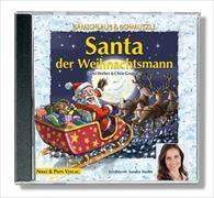 Cover-Bild zu Santa der Weihnachtsmann