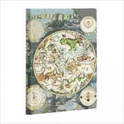 Cover-Bild zu Flexis Planisphäre des Himmels Mini liniert
