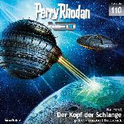 Cover-Bild zu eBook Perry Rhodan Neo 110: Der Kopf der Schlange