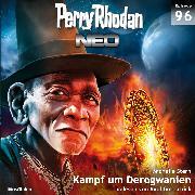 Cover-Bild zu eBook Perry Rhodan Neo 96: Kampf um Derogwanien