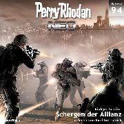 Cover-Bild zu eBook Perry Rhodan Neo 94: Schergen der Allianz