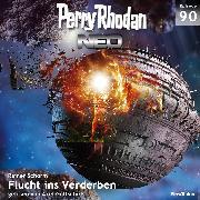 Cover-Bild zu eBook Perry Rhodan Neo 90: Flucht ins Verderben