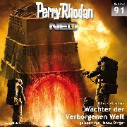 Cover-Bild zu eBook Perry Rhodan Neo 91: Wächter der Verborgenen Welt