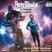 Cover-Bild zu eBook Perry Rhodan Neo 92: Auroras Vermächtnis