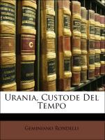 Cover-Bild zu Urania, Custode del Tempo