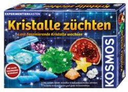 Cover-Bild zu Kristalle züchten