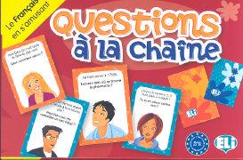Cover-Bild zu Français: Questions à la chaîne