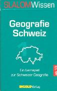 Cover-Bild zu Geografie Schweiz 01