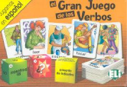 Cover-Bild zu Español: El Gran Juego de los Verbos