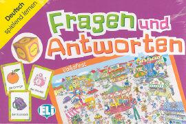 Cover-Bild zu Deutsch: Fragen und Antworten
