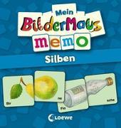 Cover-Bild zu Mein Bildermaus-Memo - Silben