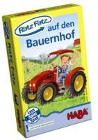 Cover-Bild zu Ratz Fatz auf den Bauernhof