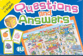 Cover-Bild zu English: Questions and Answers
