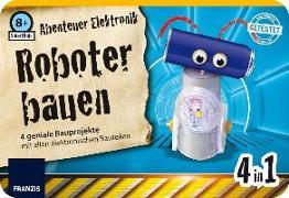 Cover-Bild zu SmartKids Abenteuer Elektronik Büchsenroboter