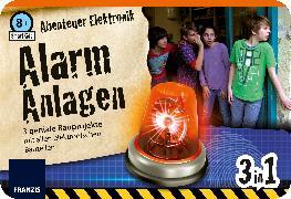 Cover-Bild zu SmartKids Abenteuer Elektronik Alarmanlagen