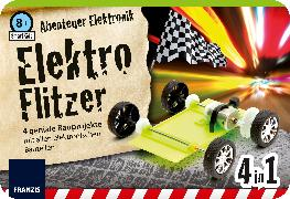 Cover-Bild zu SmartKids Abenteuer Elektronik Elektroflitzer